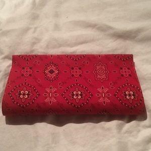 Handbags - Rockabilly Bandana Clutch